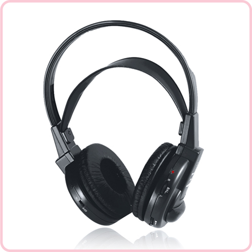 IR-8388  IR system Car Audio headphones with high quality and soft headband
