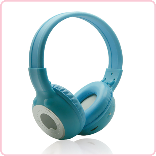 IR-309D Colorized IR Wireless Headphones for Car Use