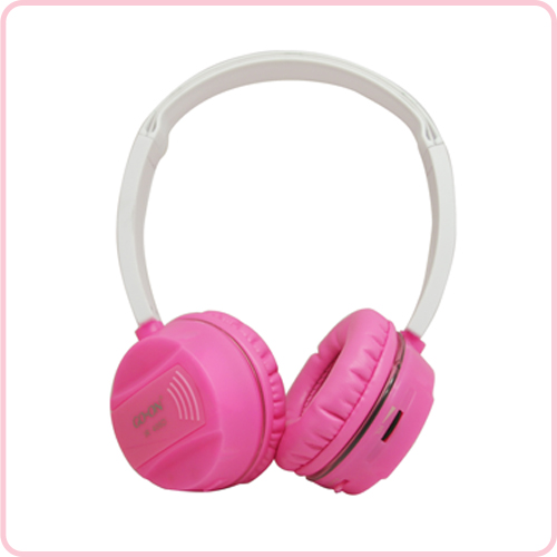 IR-409D In car IR mini wireless headphone for kids
