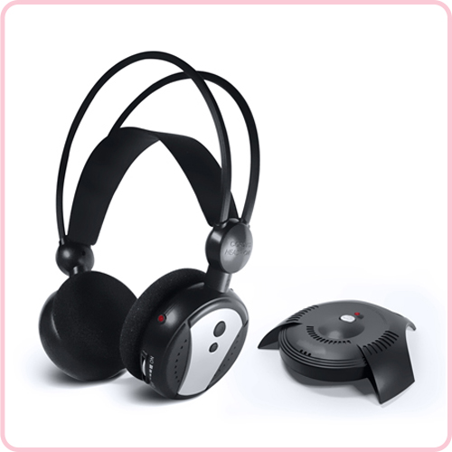 GH-730 High quality wireless RF headset with Great enjoyment