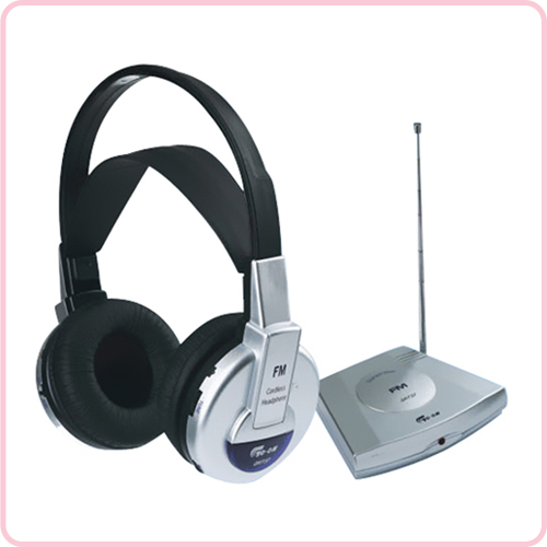 GH-737 Fold-flat design wireless stereo headset with best quality