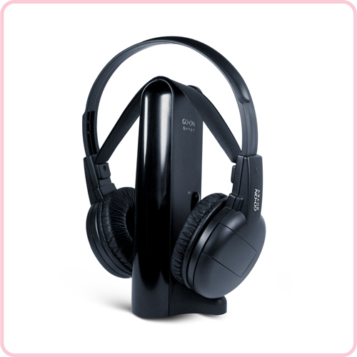 GH-767 TV Wireless Stereo Headphones High Quality