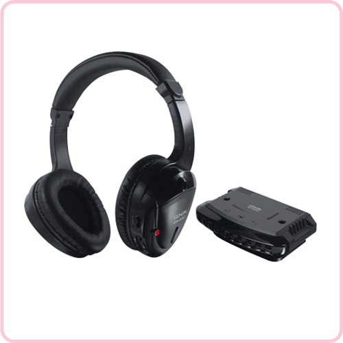 GH-830 TV Wireless Headphones with special design for LED TV