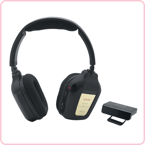 GH-847 Infrared wireless headset for tv with fashional design