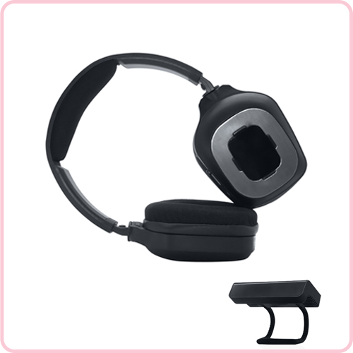 GH-850B Top quality Wireless audio headset with IR system for TV