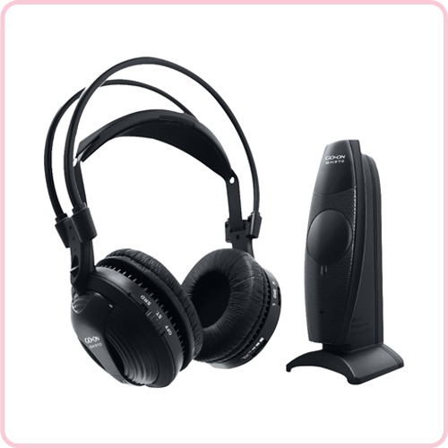 GH-970 Newly infrared cordless headset for TV