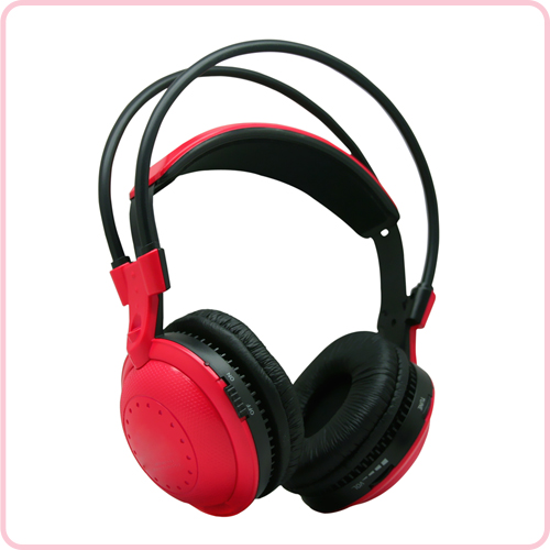 RF-800 Party use silent disco headphone with  3 channels