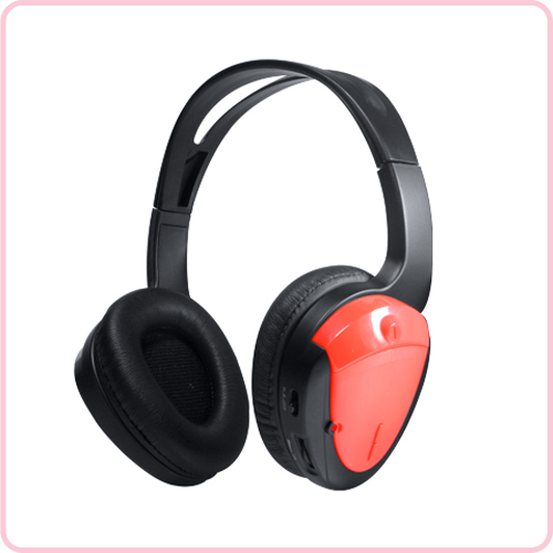 RF-8670 Wireless high quality silent disco headphone with classic design
