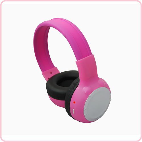 RF-308 Popular design silent disco headphone with bright color
